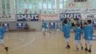 Bemelegítés az U11 Országos Jamboreen