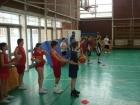 U11 közös edzés
