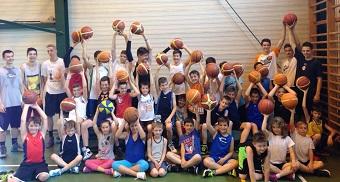 Napközis Kosárlabda Tábor