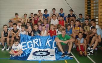 Kosárlabdás Napközis Tábor 2015.
